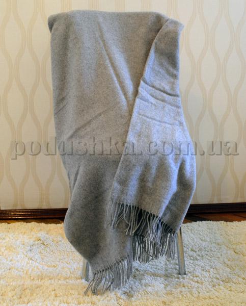 Плед Cashmere серый