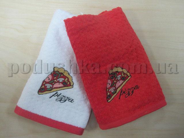 Набор махровых кухонных полотенец Mariposa Пицца