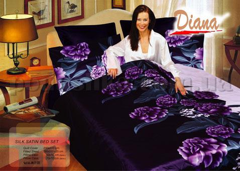 Постельное белье Violet 010 Diana