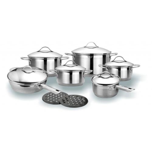 Набор посуды Vitesse VS-1042 (Chilali) 13 предметов