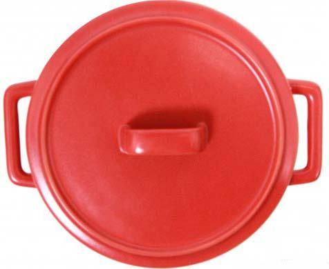 Кастрюля керамическая с крышкой MAESTRO, 2 л