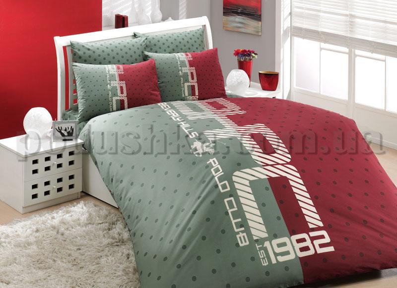 Постельное белье BHPC 009 green