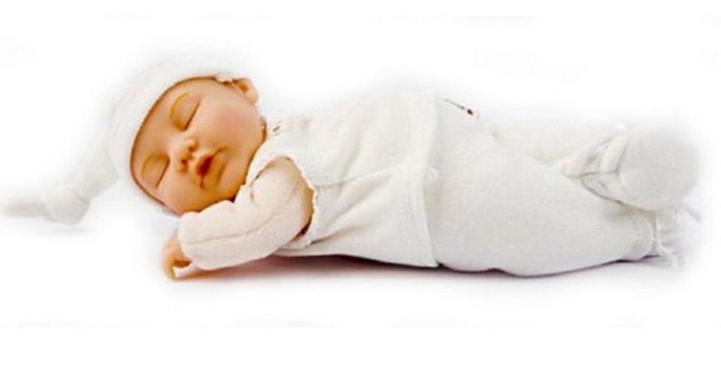 Спящий младенец-кукла Anne Geddes 579132-AG
