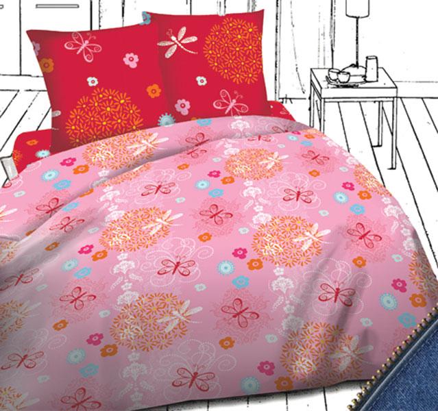 Постельное белье Pink&Red