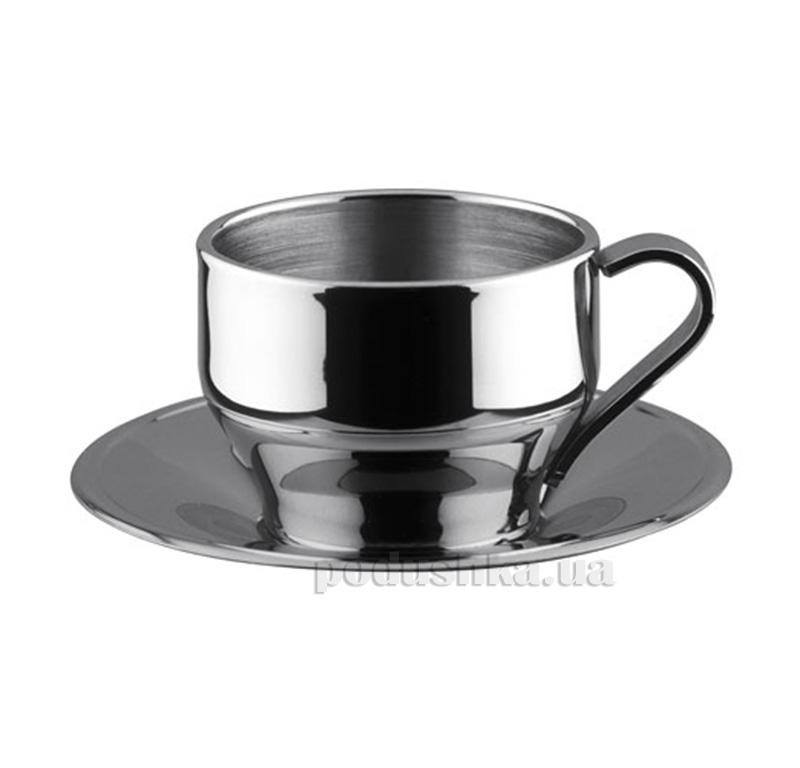 Чашка с блюдцем для эспрессо Vinzer 69285