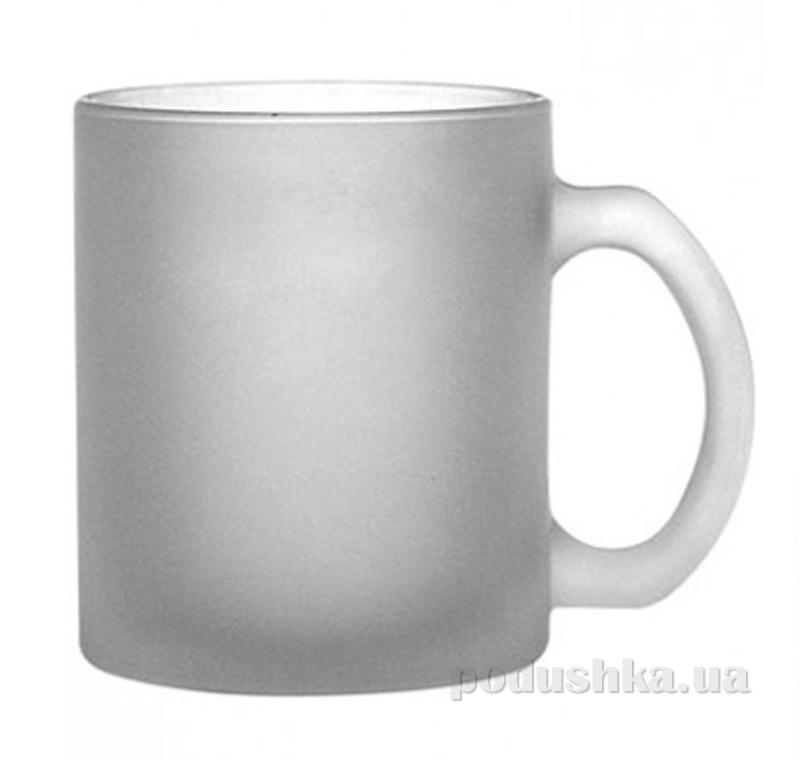 Чашка стеклянная матовая Banquet