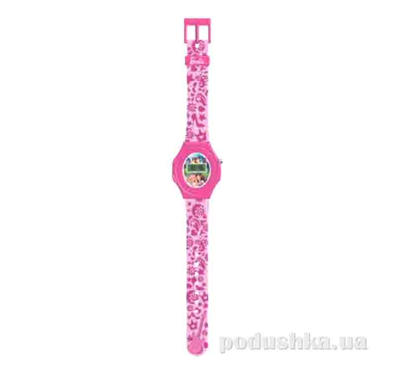 Часы Барби принцесса и поп-звезда 5 функций Mattel BERJ6