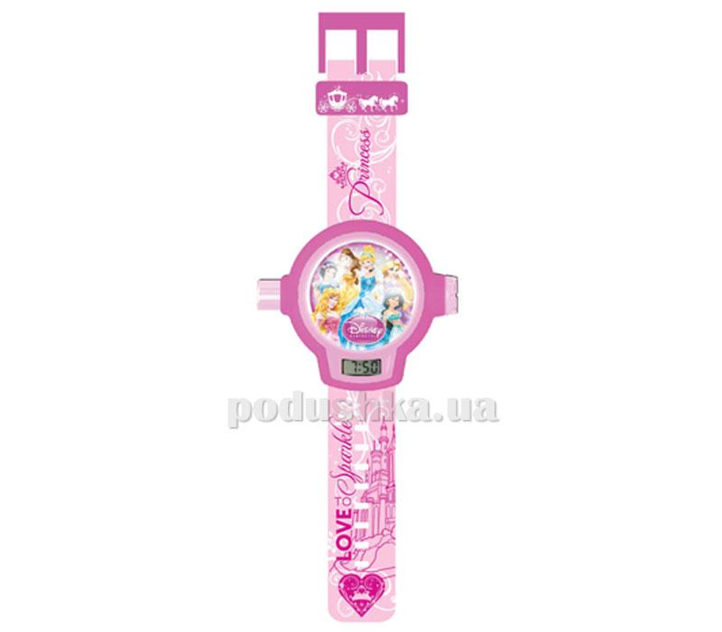 Часы Принцесса с проектором на 20 изображений и 3D очками