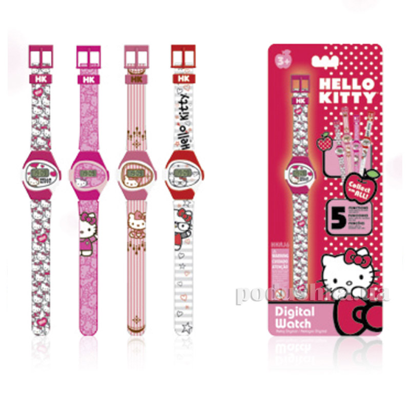 Часы для девочки Hello Kitty HKRJ6