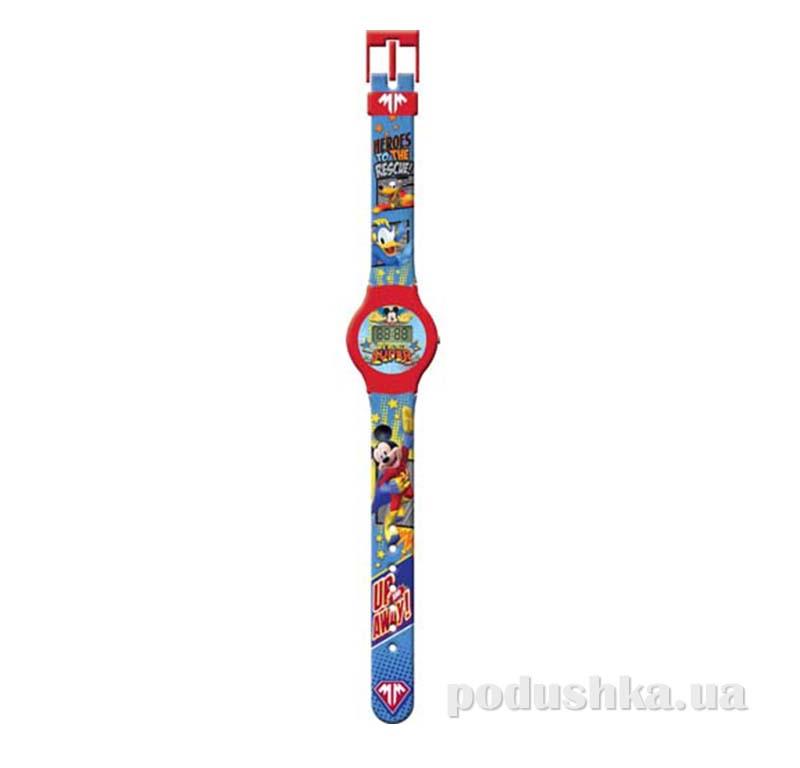 Часы Mickey Mouse 5 функций Mattel MKRJ6