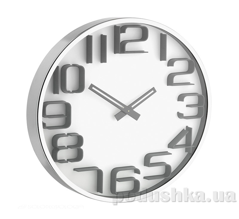 Часы настенные TFA 60301602 белые