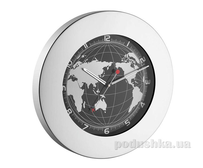 Часы настенные TFA XXL Карта мира 603006