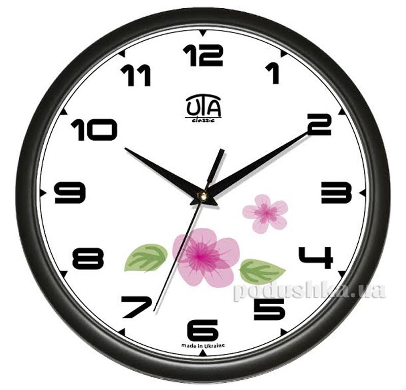 Часы настенные ЮТА Классика 300х300х45мм 01 B 35