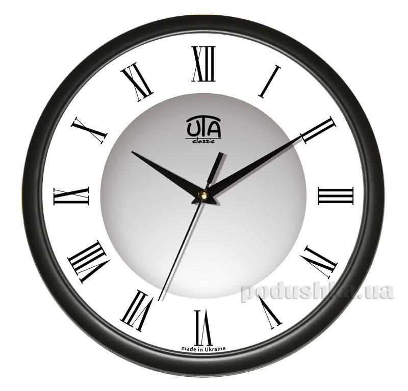 Часы настенные ЮТА Классика 300х300х45мм 01 BL 06