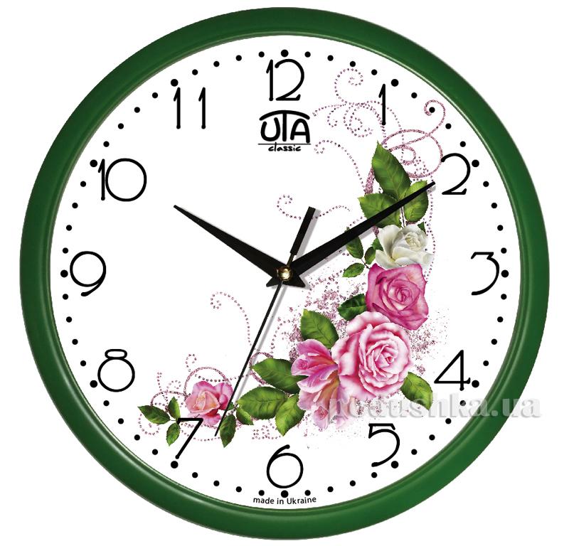 Часы настенные ЮТА Классика 300х300х45мм 01 Gr 29