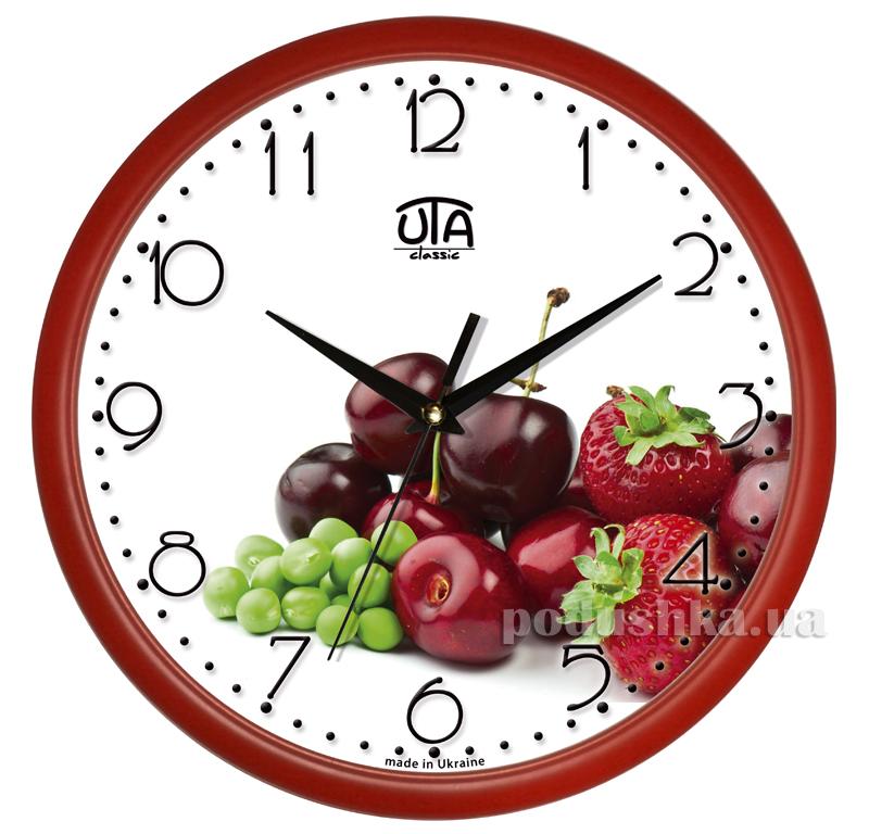 Часы настенные ЮТА Классика 300х300х45мм 01 R 22