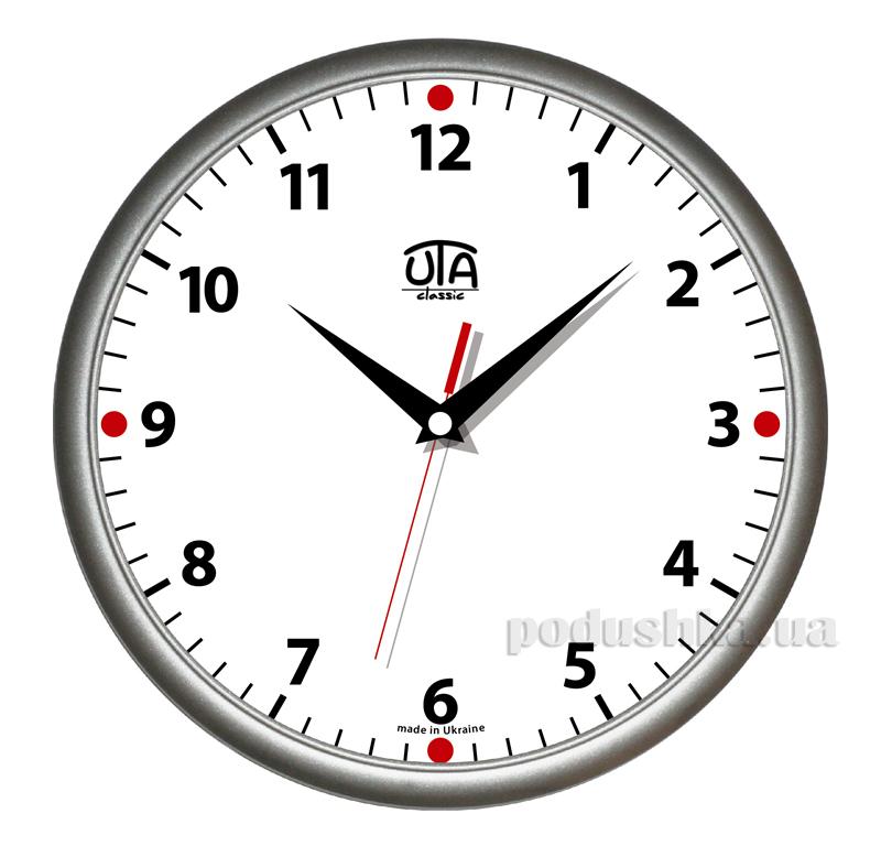Часы настенные ЮТА Классика 300х300х45мм 01 S02