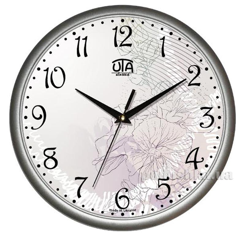Часы настенные ЮТА Классика 300х300х45мм 01 S 36