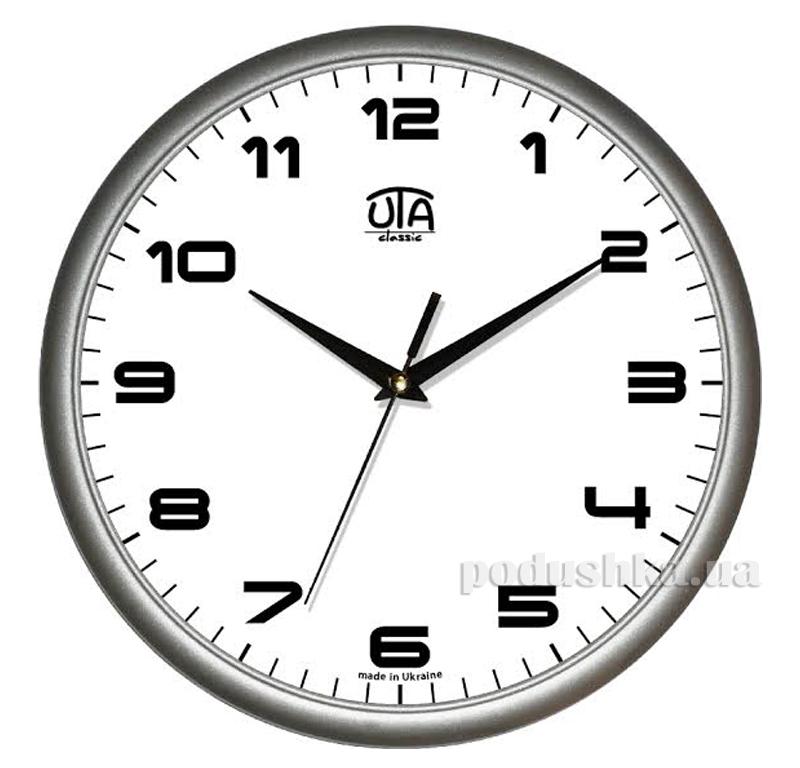 Часы настенные ЮТА Классика 300х300х45мм 01 S 38