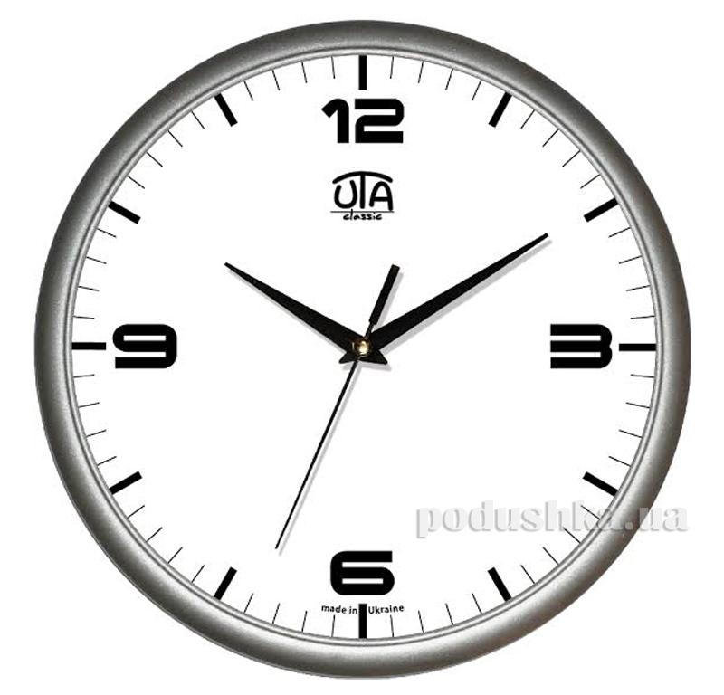 Часы настенные ЮТА Классика 300х300х45мм 01 S 40