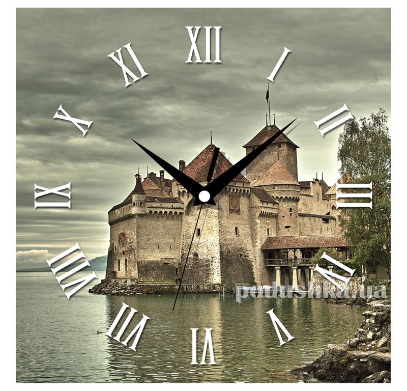 Часы настенные ЮТА Панорама 300Х300Х16мм AR-001