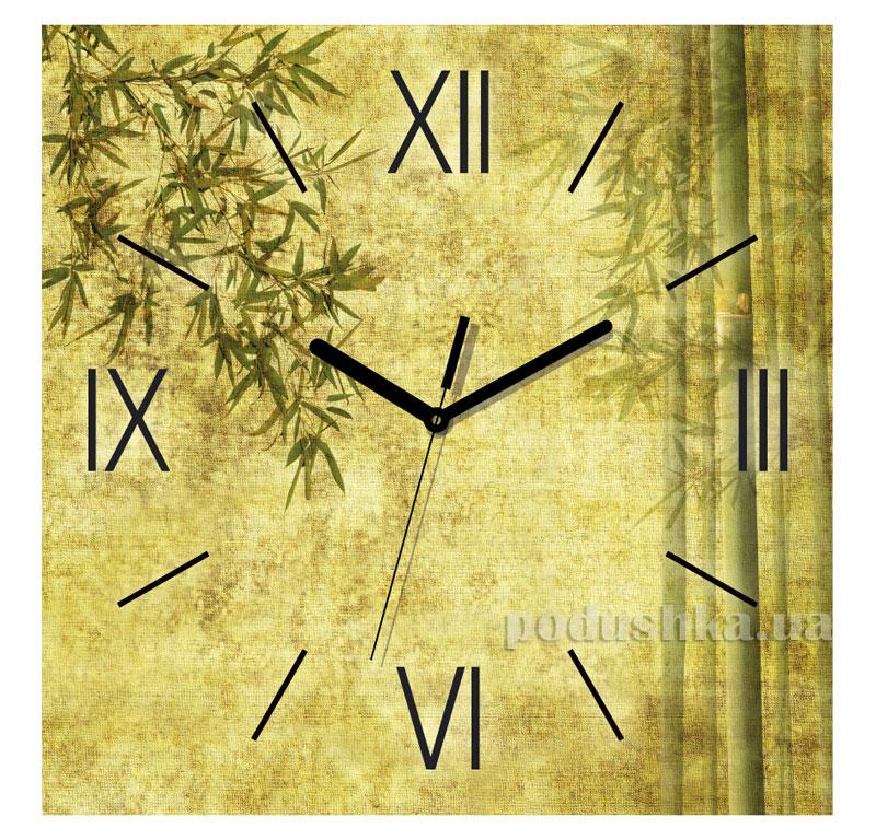 Часы настенные ЮТА Панорама 300Х300Х16мм FL-001
