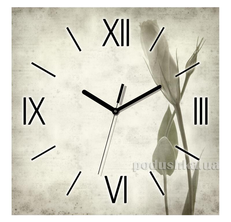 Часы настенные ЮТА Панорама 300Х300Х16мм FL-009