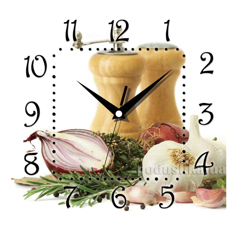 Часы настенные ЮТА Панорама 300Х300Х16мм K-009