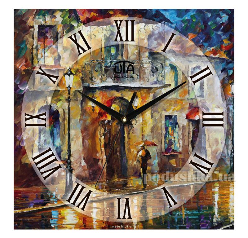Часы настенные ЮТА Панорама 300Х300Х16мм P 002