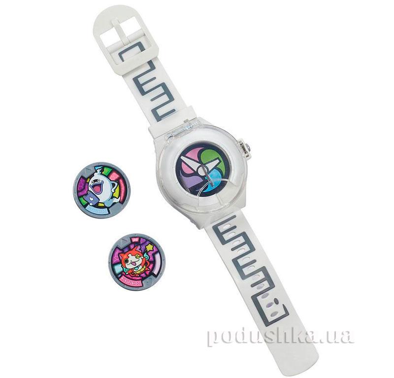 Часы Yo-Kai Watch Hasbro B5943 с медалями