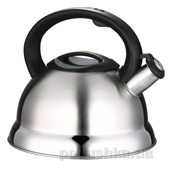 Чайник 2,7 л из нержавеющей стали со свистком Kamille 0676