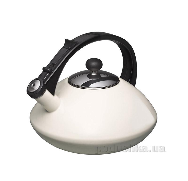 Чайник эмалированный Granchio 88600 Avorio