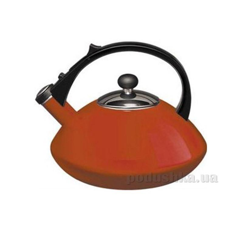 Чайник эмалированный Granchio 88601 Rosso
