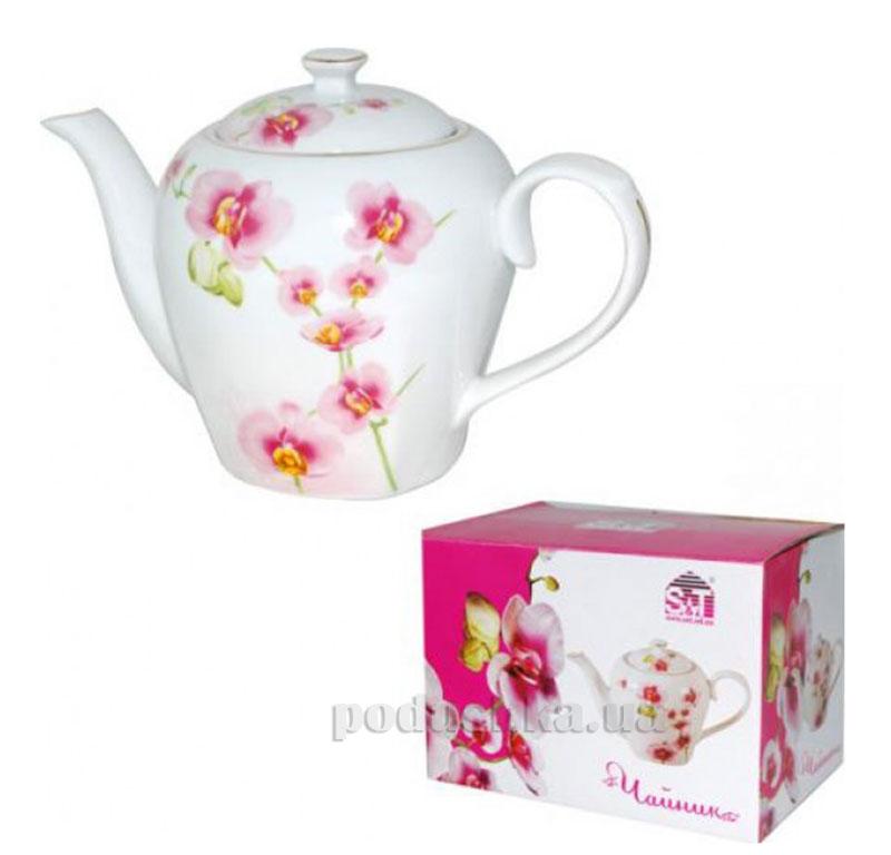 Чайник заварочный Орхидея ST 22301
