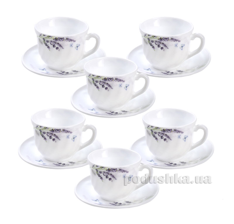 Чайный сервиз Лаванда сервиз ST 30055-1065   S&T