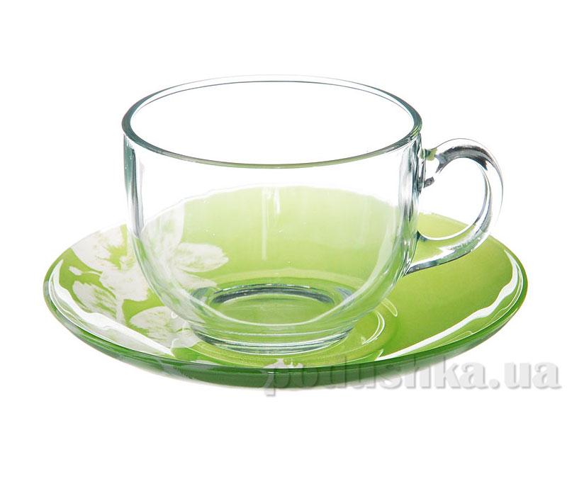 Чайный сервиз Luminarc Cotton Flower G2276
