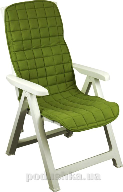 Чехол на кресло Руно 833 зеленый