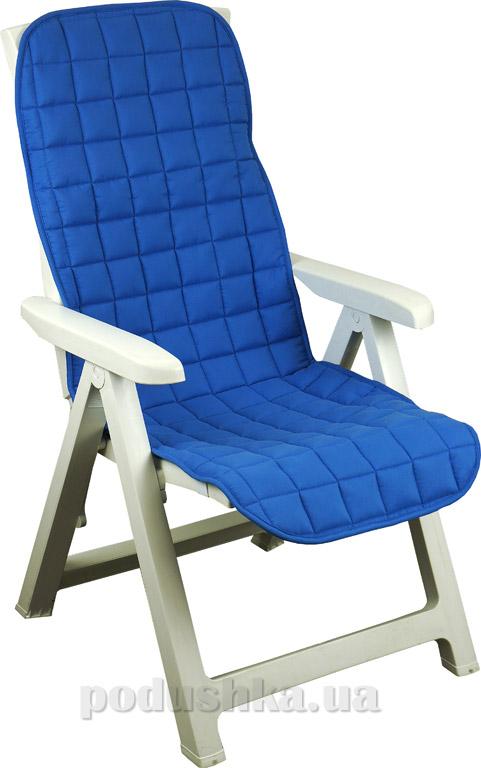 Чехол на кресло Руно 833 синий