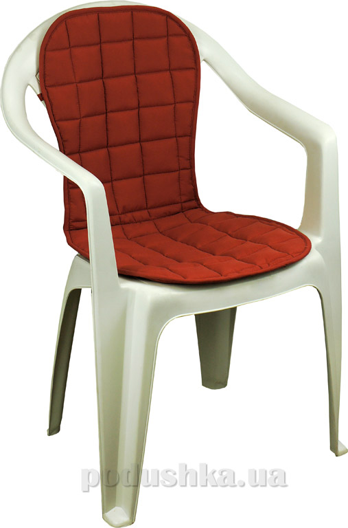Чехол на стул Руно 832 бордовый