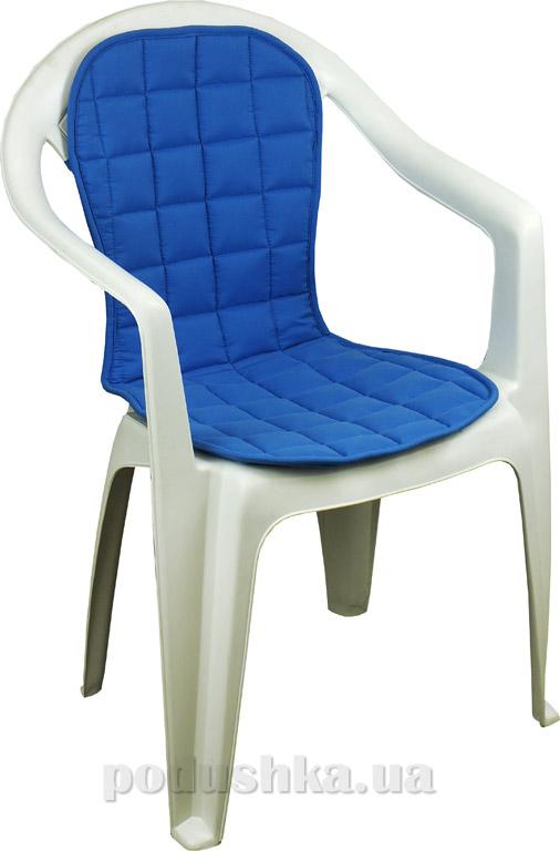 Чехол на стул Руно 832 синий
