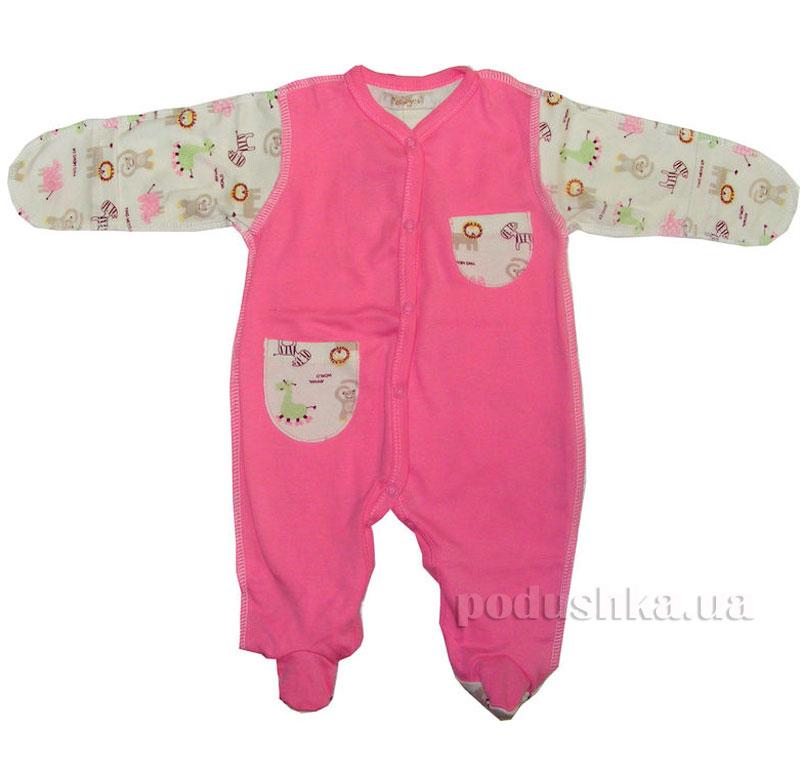 Человечек-комбинезон для малышей Зверята Витуся 0705033