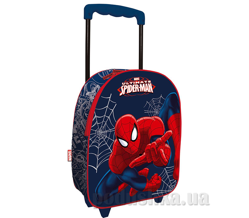 Чемодан на роликах Spider Man