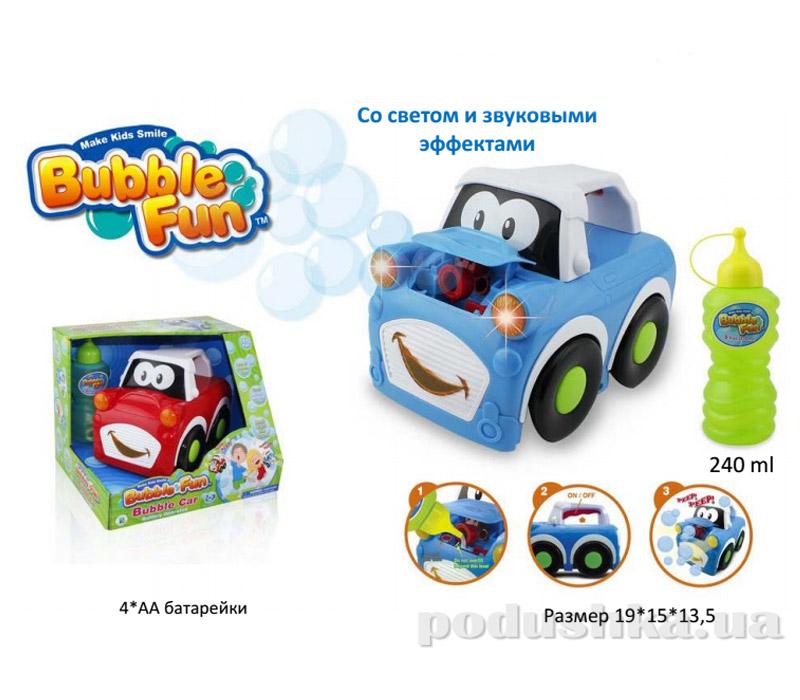Чудо машинка по производству мыльных пузырей Bubble Fun