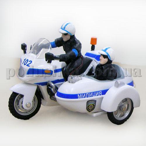 Автомодель - Мотоцикл (свет, звук)