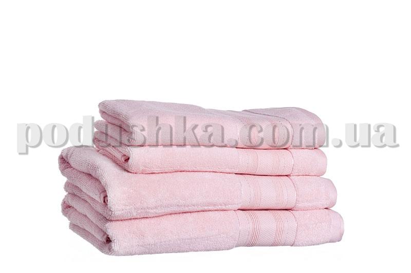 Полотенце махровое SOFT розовый