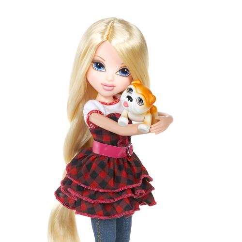 Кукла Moxie серии Домашние любимцы - Эйверис бульдогом