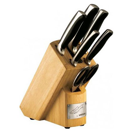 Набор ножей CHEF (7 пр.) Vinzer