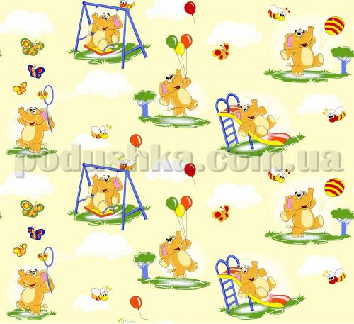 Постельное белье Вилюта 4434 желтый