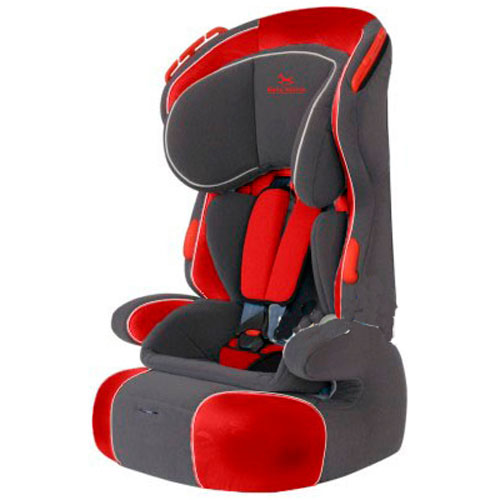 Автокресло Baby Shield Penguin Basic Red/Dark Grey