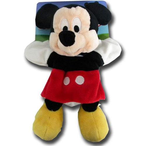 Мягкая игрушка-марионетка Мышонок, 25см